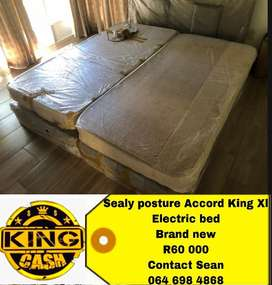 Sealy posture accord King bed