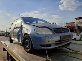 TOYOTA COROLLA 4ZZ STRIPPING FOR PARTS