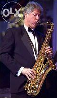 Саксофонист кларнетист