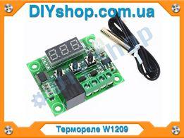 Термореле термостат температурное реле терморегулятор инкубатор W1209