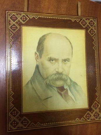 Комплект «Портрет Шевченка та вишитий заповіт» Львов - изображение 1