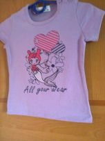 Продам футболку для девочки