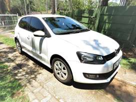 2012 Volkswagen Polo Hatchback (1.2 TDi Bluemotion)
