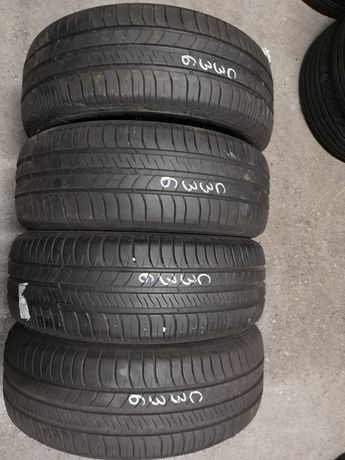 Opony letnie 195/55/16 Michelin 4szt 6,5mm Łódź - image 1