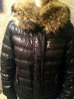 Женская куртка пуховик. Снизила цену