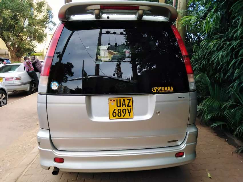 Toyota Noah Road Tourer UAZ 2000 model on sale. 0