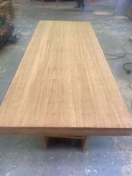 Bamboo Table 6 seater