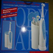 Электрическая зубная щетка CLATRONIC 2693 EZ