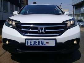 Pre-Owned 2013 Honda CR-V 2.0 Comfort Automatic Petrol is in Excellen