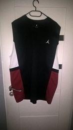 Jordan jersey bezrekawnik koszulka treningowa. Nowa XL