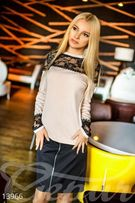 Кофта блуза свитшот женская
