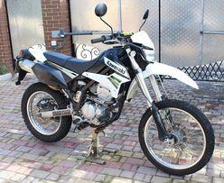 Kawasaki klx 250 эндуро