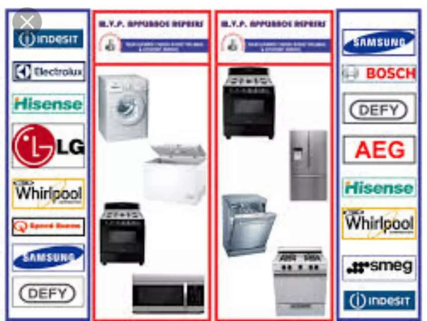24/7 APPLIANCES REPAIRS 0