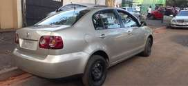Volkswagen Polo Vivo Sedan with sunroof in excellent condition