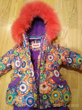 Комбинезон, куртка, курточка, зима Луцк - изображение 2
