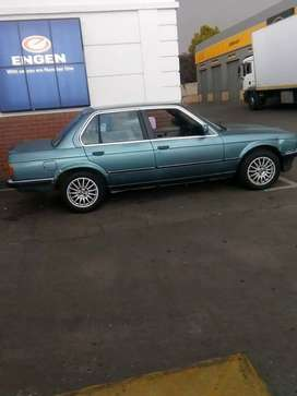 E30 .320 i body boosting a 25/27 engine+ branches