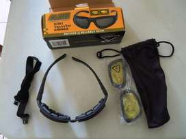 Rothco Goggle G.I. Plus 10387  and  laser 50mm pointer