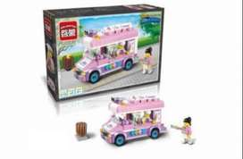 ENLIGHTEN BRICKS VARIOUS CARS AND SETS AVAILABLE AROUND 200 PIECES