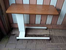 Overbed Table / Operating Room Table. Adjustable Height. Massive.R2250