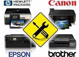 продажа ремонт и обслуживание принтеров и МФУ продажа расходников