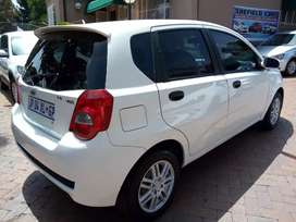 Chevrolet Aveo 1.6Ls Petrol Hatchback Manual For Sale