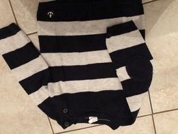 Sweter dla chłopca hm 9-12 ms