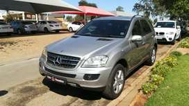 MERCEDES BENZ ML500 AUTO
