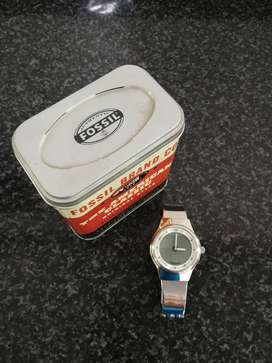 Fossil Watch BigTic
