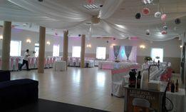 Ślubne dekoracje - sale, kościoły, samochody, plener