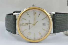 Maurice Lacroix gold watch