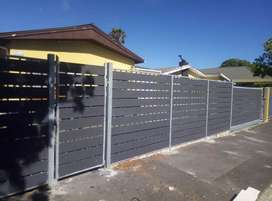 NUTEC SLIDING GATES AND PALISADE FENCING