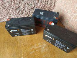 Батарея 12В 7А Акумулятор, для упса, UPS