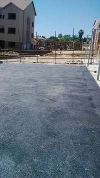 Image of Taring and paving