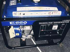 2.2kva,2800DC Ecco Pull start new with a warranty for only R3500