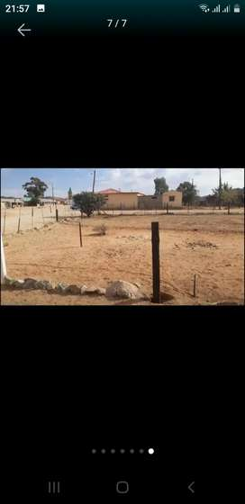 Vacant Plot to Rent