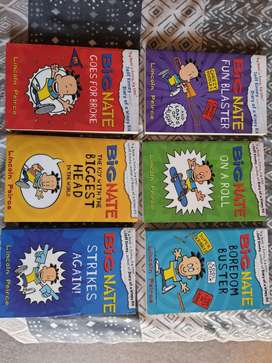 Big Nate collection