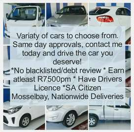 Financing for vehicles