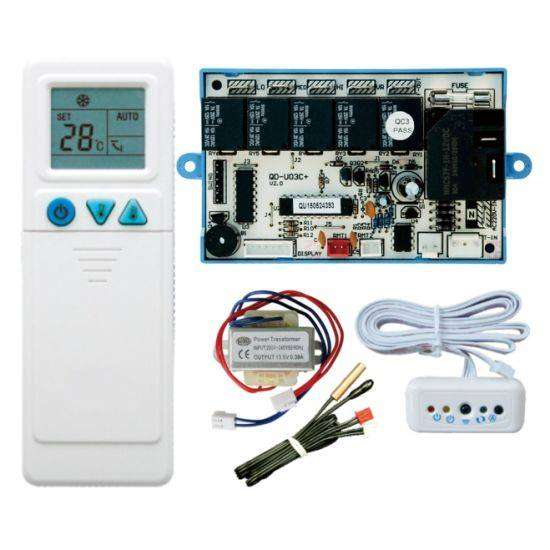 UNIVERSAL A/C CONTROL SYSTEM