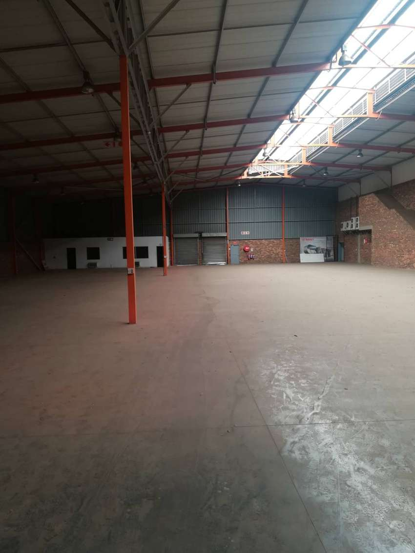 1500m2 factory for sale in Heriotdale 0