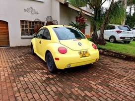 2000 beetle 2.0 Requires south African registration