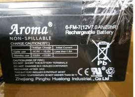 12v ,6v Battery re chargeable for ride on cars or other