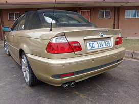 E46 330ci drop top