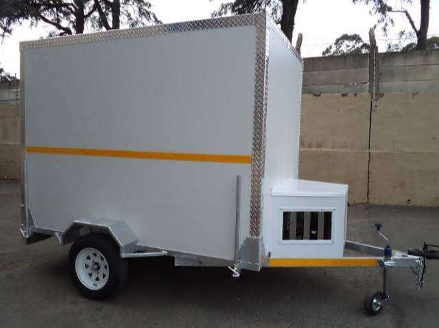 Mobile Cold Rooms For Sale 0
