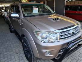 -2009 Toyota Fortuner 3.0 D4D 4x2 Auto-Only 193500km-R219900