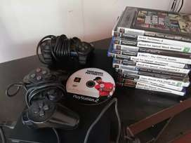 Selling ps2 and tv