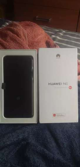 Huawei p40 brand new in the box never been switched on