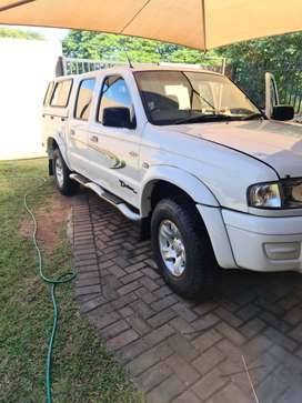 2007 Mazda Drifter D/cab 4x4 for sale