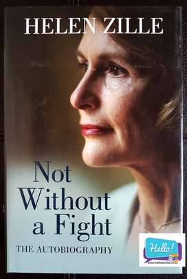 Helen Zille Not Without A Fight, The Autobiography
