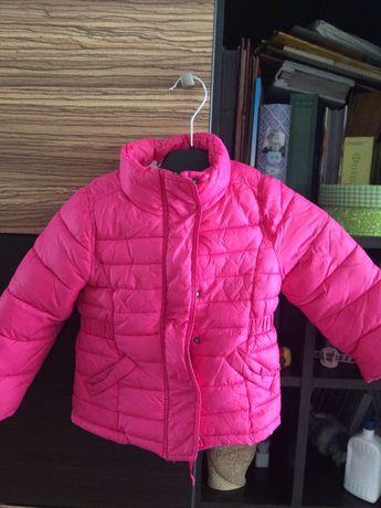продам теплую курточку на девочку Днепр - изображение 1