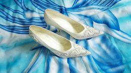 Кожанные свадебные туфли Louisa Peertss италия